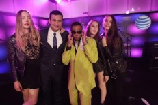 Watch Haim Join Morris Day As Morris Day And The Haim On Kimmel