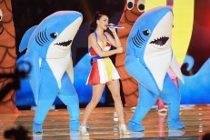 Katy Perry @ Super Bowl 2015