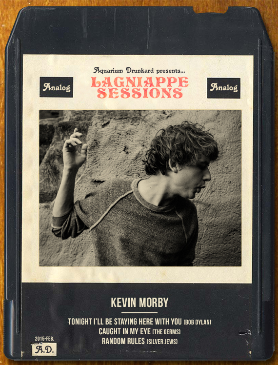 Hear Kevin Morby Cover Bob Dylan, The Germs, & Silver Jews For Aquarium Drunkard