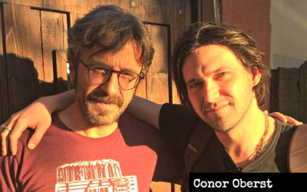 Hear Conor Oberst Discuss Rape Accusation With Marc Maron On <em>WTF</em>