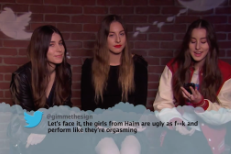Watch Drake, Haim, & Sia Read Mean Tweets About Themselves On Jimmy Kimmel