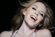 "Giorgio Moroder & Kylie Minogue – ""Right Here, Right Now"" Video"