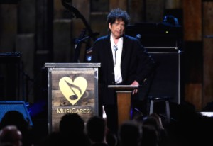 Bob Dylan Disses His Critics And Gets Covered By Jack White, Beck, And Bruce Springsteen At MusiCares Tribute