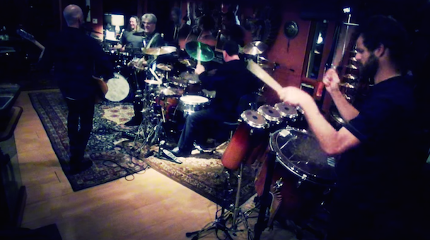 Watch South Park's Matt Stone Jam With Monsters Of Prog From Tool, Rush, & The Police