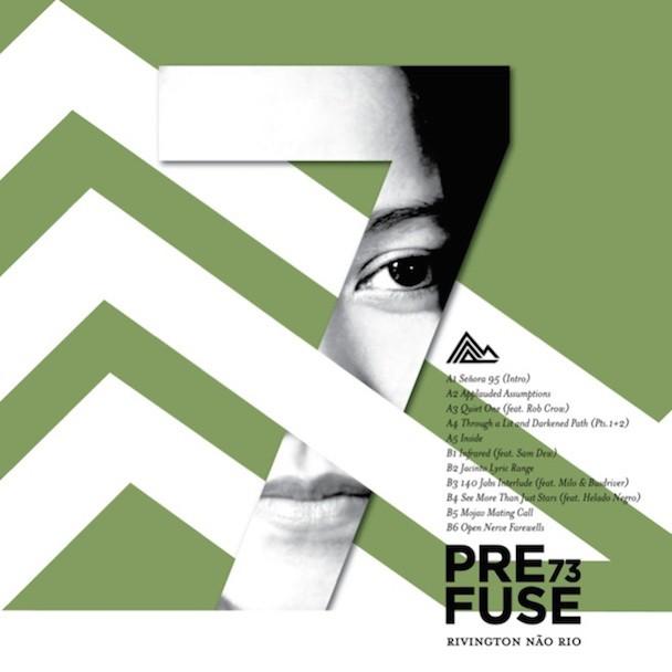 "Prefuse 73 - ""Infrared"" (Feat. Sam Dew)"