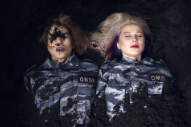 """Pussy Riot – """"I Can't Breathe"""" Video"""