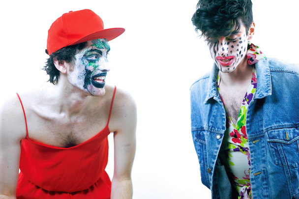 Band To Watch: PWR BTTM