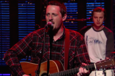 Watch Sturgill Simpson's Triumphant Return To Letterman