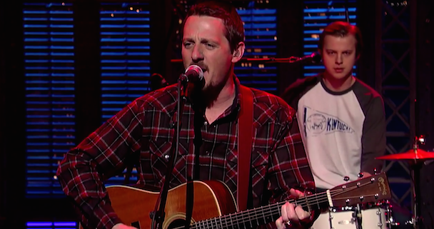 Watch Sturgill Simpson&#8217;s Triumphant Return To <em>Letterman</em>