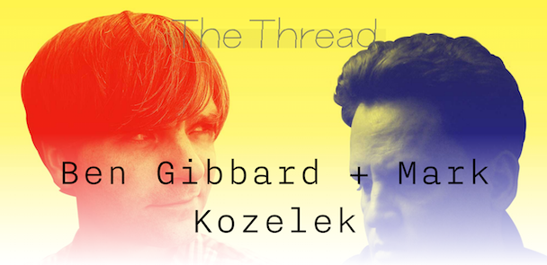 """""""Ben Gibbard & Mark Kozelek Discuss St. Vincent, Modest Mouse, & Elliott Smith In Another Published Email Thread """""""