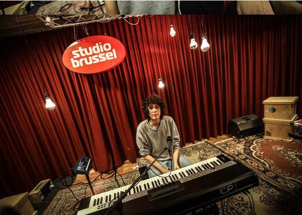 Tobias Jesso Jr. Studio Brussel