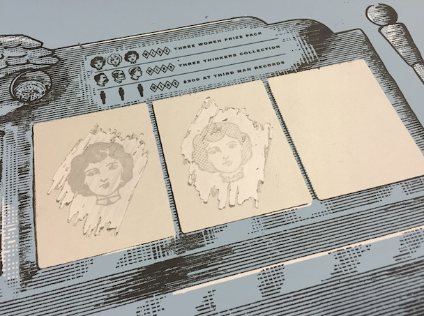 Check Out The Jack White Scratch-Off Concert Poster