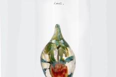 inc. a teardrop from below