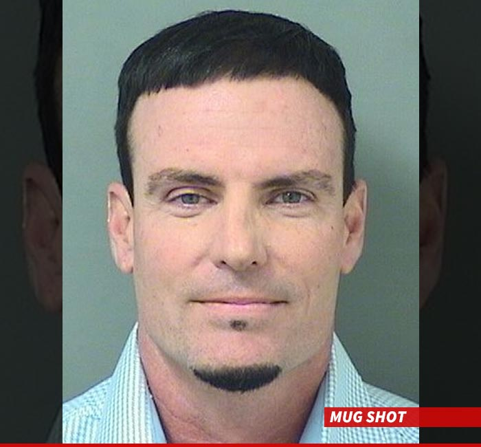 Vanilla Ice Arrested For Stealing Furniture