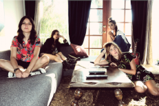 "Warpaint - ""No Way Out"""