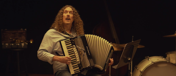 Watch Weird Al Insert Himself Into <em>Whiplash</em>