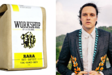 Win Butler To Make Coffee In NYC Café On Valentine's Day