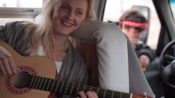 Watch Laura Marling's Short Film Woman Driver Featuring 3 New Songs