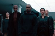 "Kanye West – ""Wolves"" (Feat. Vic Mensa & Sia)"
