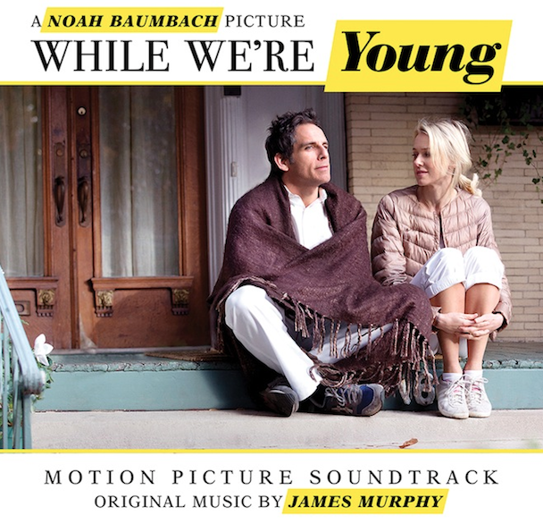James Murphy's Score And Bowie Remix Included On While We're Young Soundtrack Out Next Month