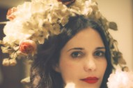 """Cillie Barnes – """"Earthquake Season At The Crystal Convention"""" (Stereogum Premiere)"""