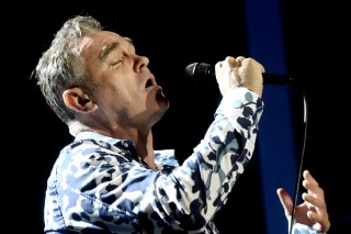 Morrissey Reschedules Tonight's Dutch Show Rescheduled From December