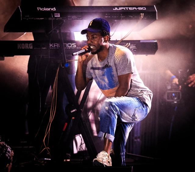 Kendrick Lamar Freestyle Biggie