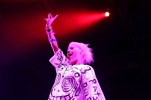 Yolandi From Die Antwoord Picks A Fight With Drake