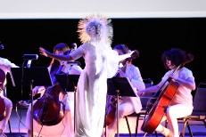 Download Last Night's Björk Concert At NYC's City Center
