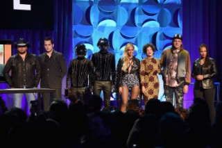 Tidal Owners Including Jay Z, Arcade Fire, Daft Punk, Kanye West, Jack White, & Madonna Share The Stage At Launch Event