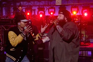 Watch Action Bronson &#038; Chance The Rapper Deliver A Heartwarming <em>Letterman</em> Performance