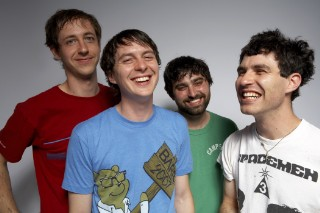 Animal Collective Will Record A New Album This Year