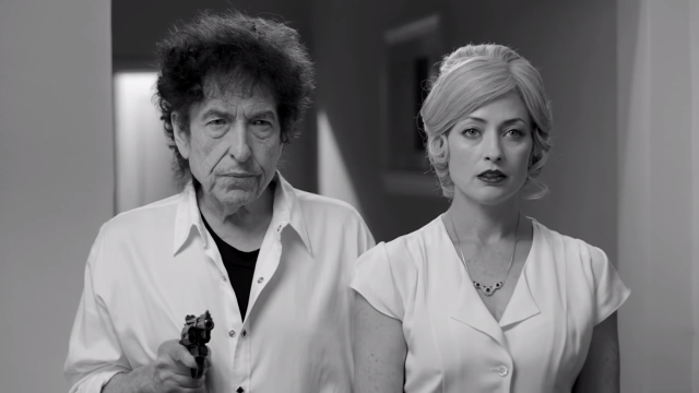 "Bob Dylan - ""The Night We Called It A Day"" Video"