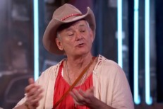 Bill Murray on Kimmel