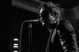 Watch A Black-And-White Brandon Flowers Sing &#8220;Can&#8217;t Deny My Love&#8221; On <em>The Tonight Show</em>
