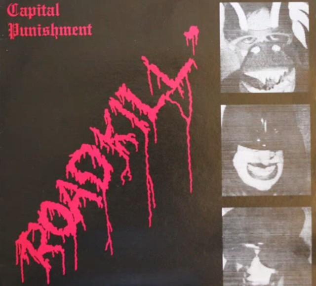 Capital Punishment - Roadkill