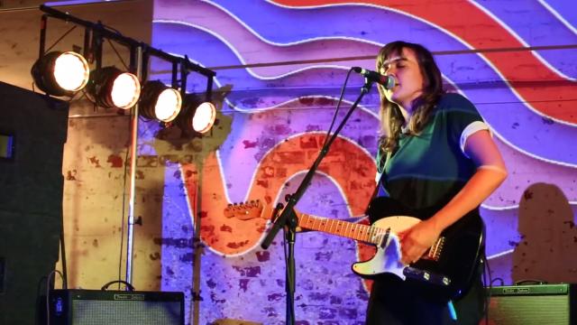 Watch Courtney Barnett Play Her New Album In A Secret Melbourne Show