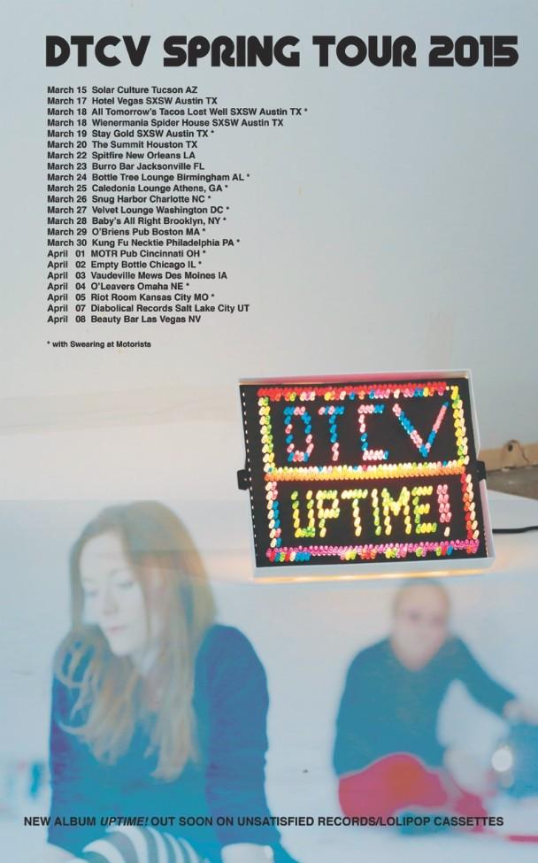 DTCV tour dates