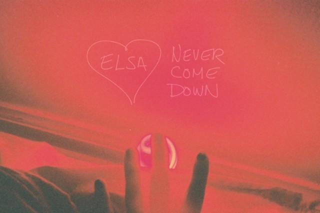 """Elsa – """"Never Come Down"""" (Stereogum Premiere)"""
