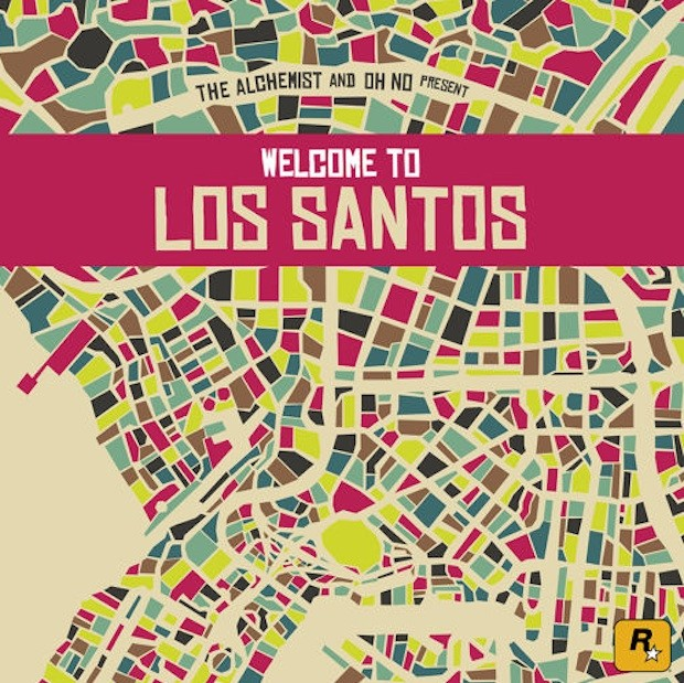 Gangrene - Welcome To Los Santos