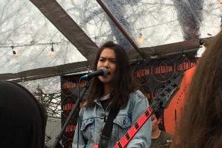 Mitski Silences The Rain At SXSW