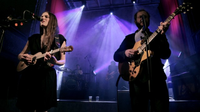 The Staves Make It Holy Justin Vernon Video