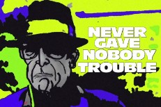 "Leonard Cohen – ""Never Gave Nobody Trouble"""