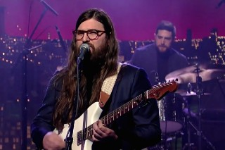 Watch Matthew E. White Strip Things Down On <em>Letterman</em>