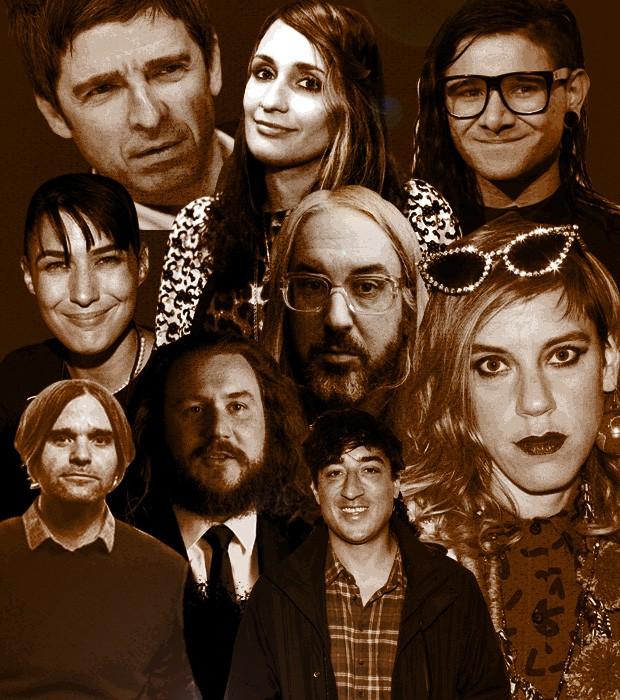 Radiohead Artists