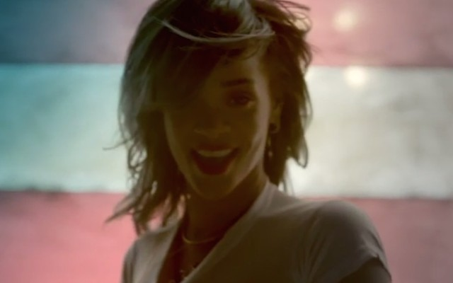 Rihanna March Madness ad