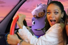 Rihanna in Home