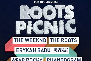 Roots Picnic Lineup 2015