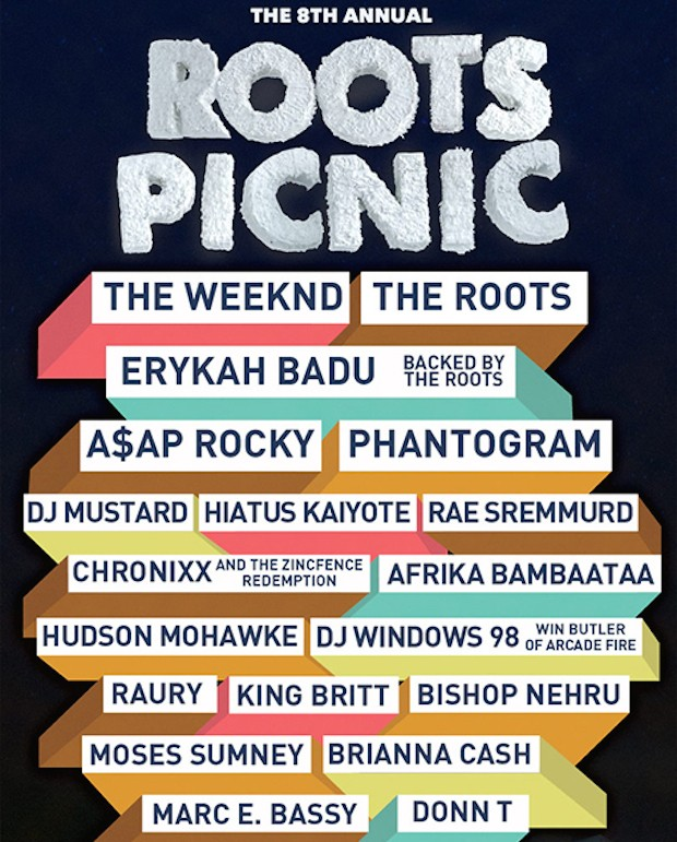 Roots Picnic 2015