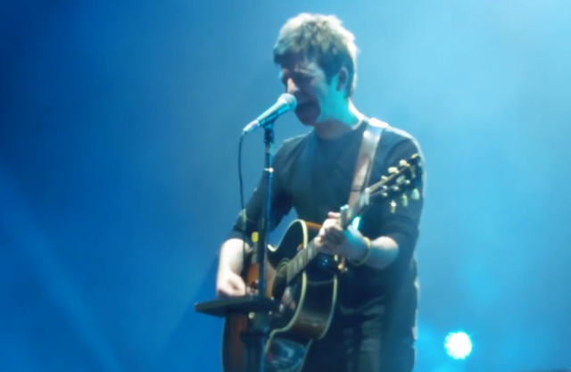 Noel Gallagher Don't Look Back In Anger